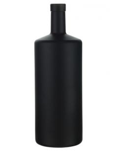 3.000 l CUBA schwarz-matt