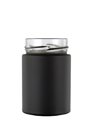 195 ml myRex DTO58 schwarzmatt (48 Stk.)