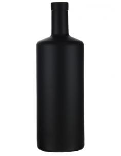 6.000 l CUBA schwarz-matt