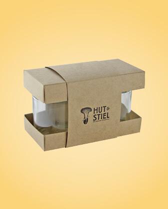 Verpackungspersonalisierung